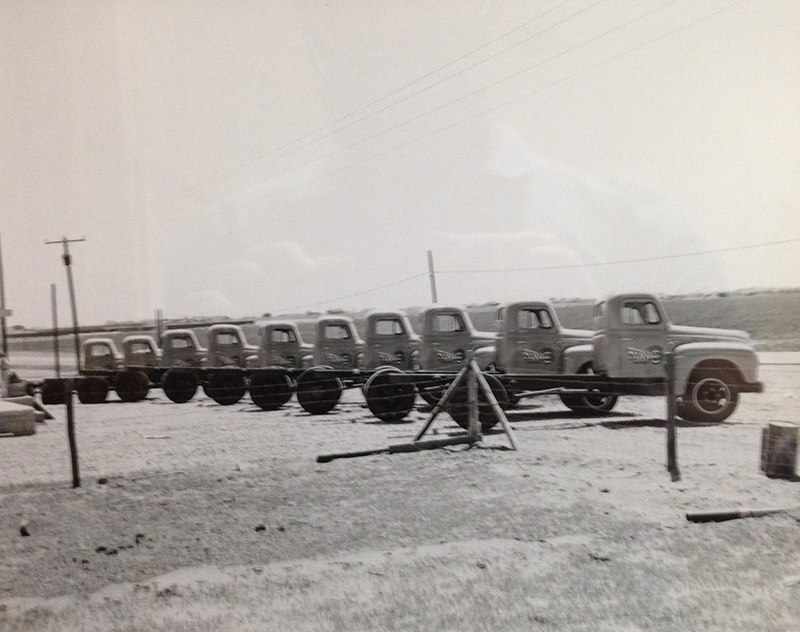 Candenhead Servic Gas History