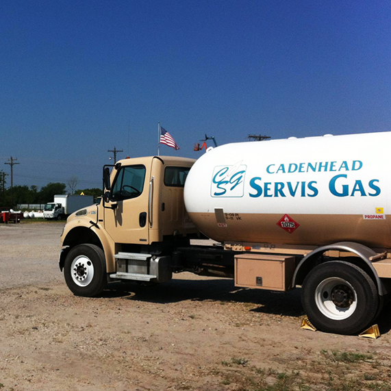 Residential Propane Delivery in Greater Dallas, Texas