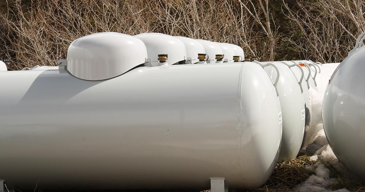 Propane Tank Installations